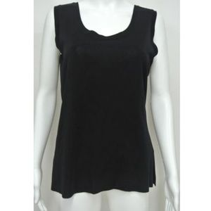 Exclusively Misook M tank top
